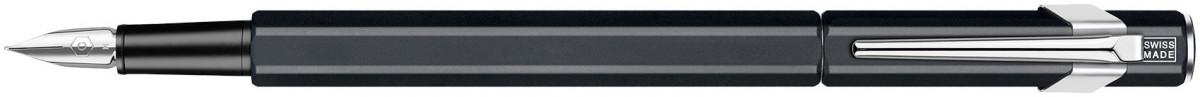 Caran d'Ache 849 Fountain Pen - Metal-X Black