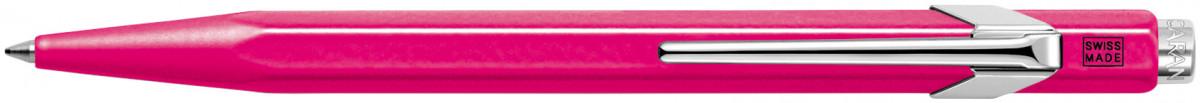 Caran d'Ache 849 Ballpoint Pen - Fluorescent Pink