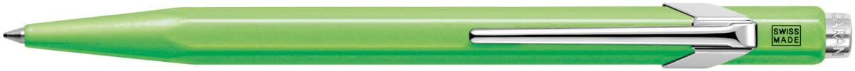 Caran d'Ache 849 Ballpoint Pen - Fluorescent Green