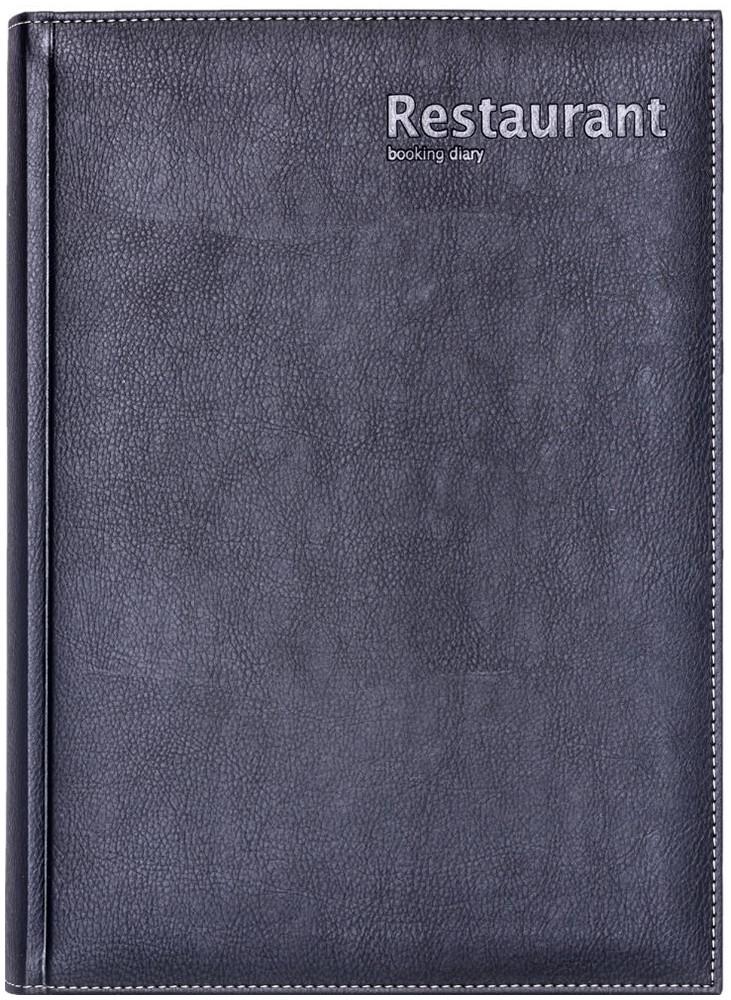 Castelli Restaurant Booking Diary - Black
