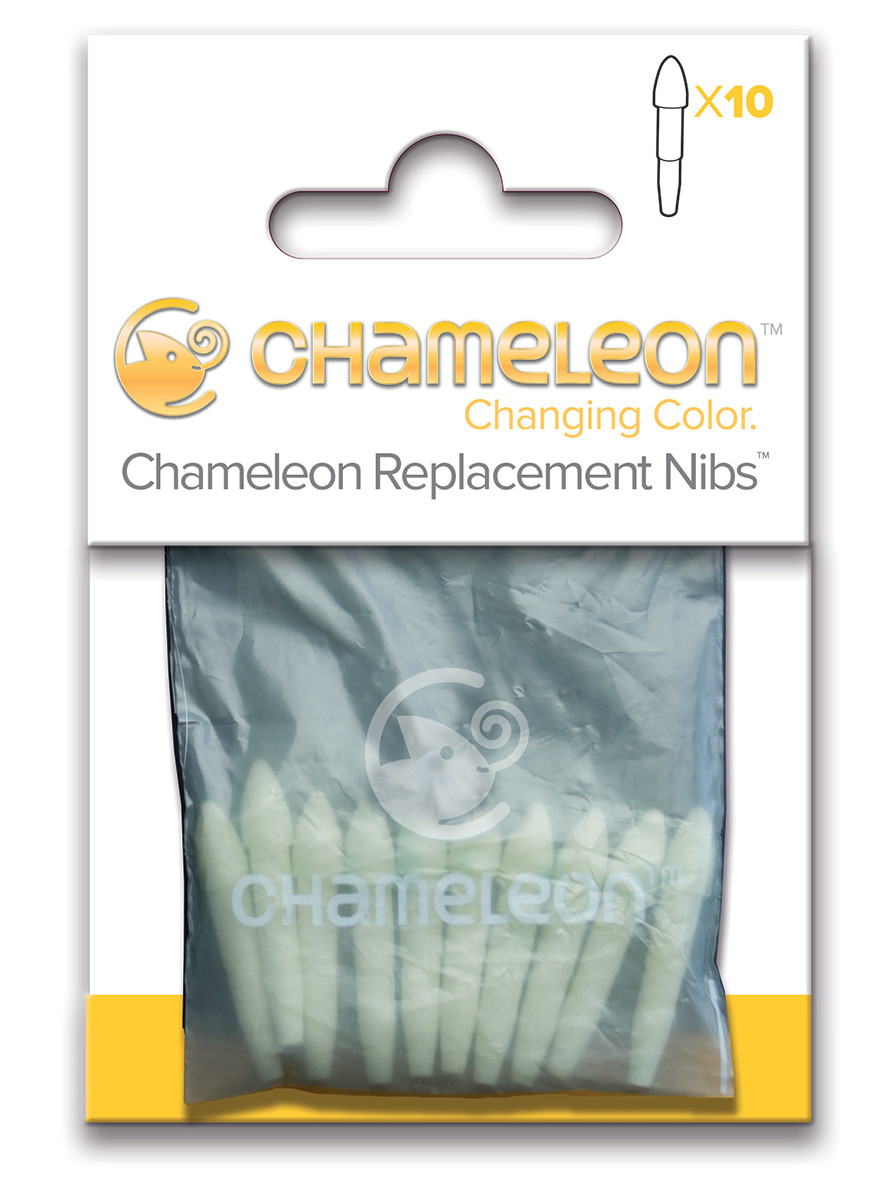 Chameleon Replacement Nibs - Mixing Tip (Pack of 10)