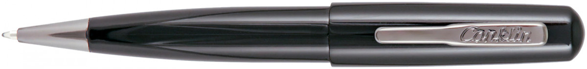 Conklin All American Ballpoint Pen - Raven Black