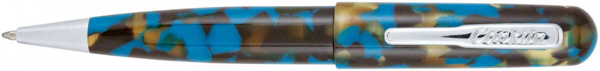 Conklin All American Ballpoint Pen - Southwest Turquoise
