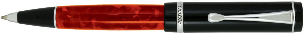 Conklin Duragraph Ballpoint Pen - Red Nights