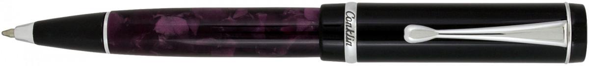 Conklin Duragraph Ballpoint Pen - Purple Nights