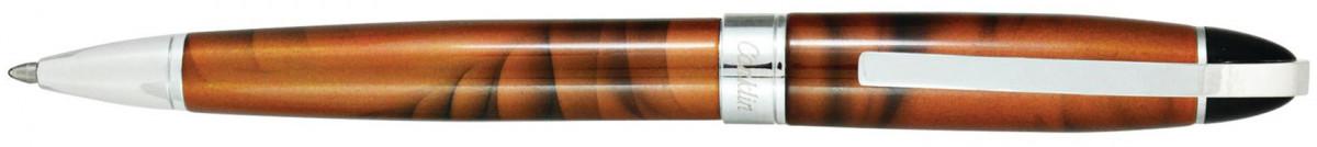 Conklin Victory Ballpoint Pen - Cinnamon Brown