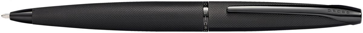 Cross ATX Ballpoint Pen - Brushed Black