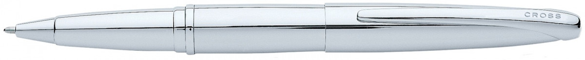 Cross ATX Rollerball Pen - Chrome