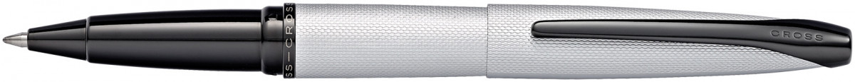 Cross ATX Rollerball Pen - Brushed Chrome