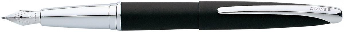 Cross ATX Fountain Pen - Basalt Black