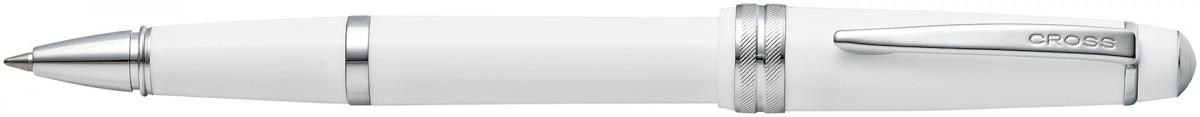 Cross Bailey Light Rollerball Pen - White Chrome Trim