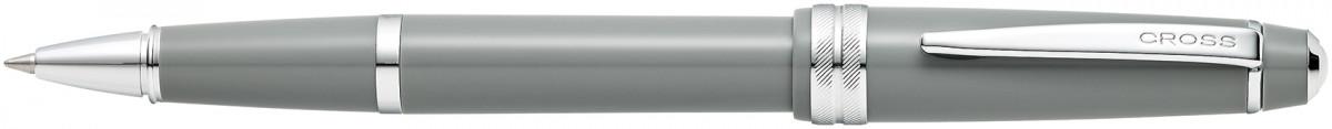 Cross Bailey Light Rollerball Pen - Grey Chrome Trim