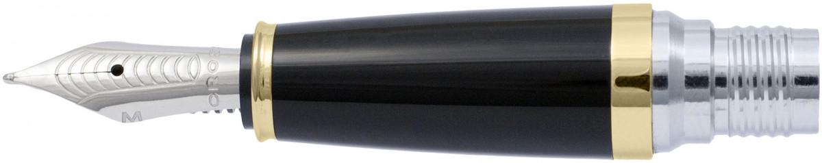 Cross Bailey Nib - Stainless Steel Gold Plated - Medium