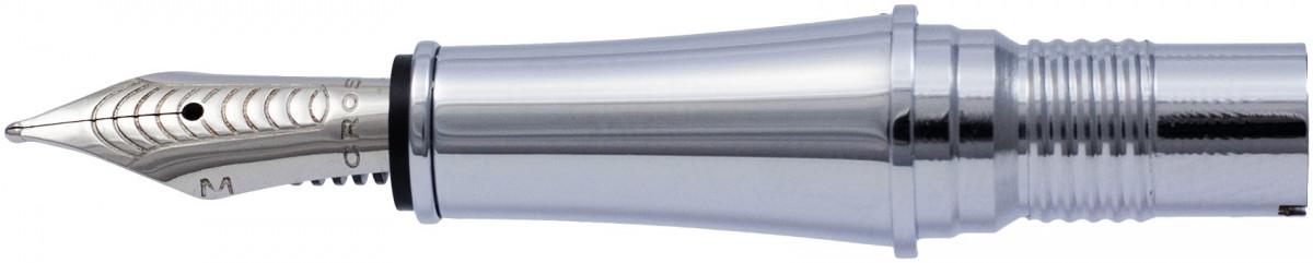 Cross Beverly Nib - Stainless Steel - Medium