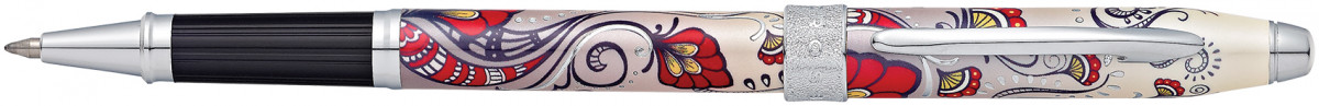 Cross Botanica Rollerball Pen - Red Hummingbird