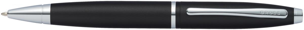 Cross Calais Ballpoint Pen - Matte Black Chrome Trim