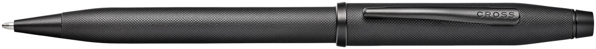 Cross Century II Ballpoint Pen - Micro Knurled Black PVD