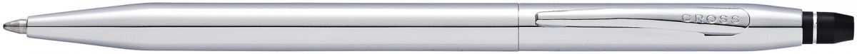 Cross Click Ballpoint Pen - Polished Chrome