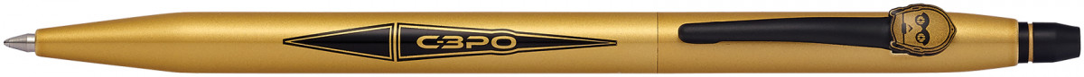 Cross Click Rollerball Pen - Star Wars™ C3PO