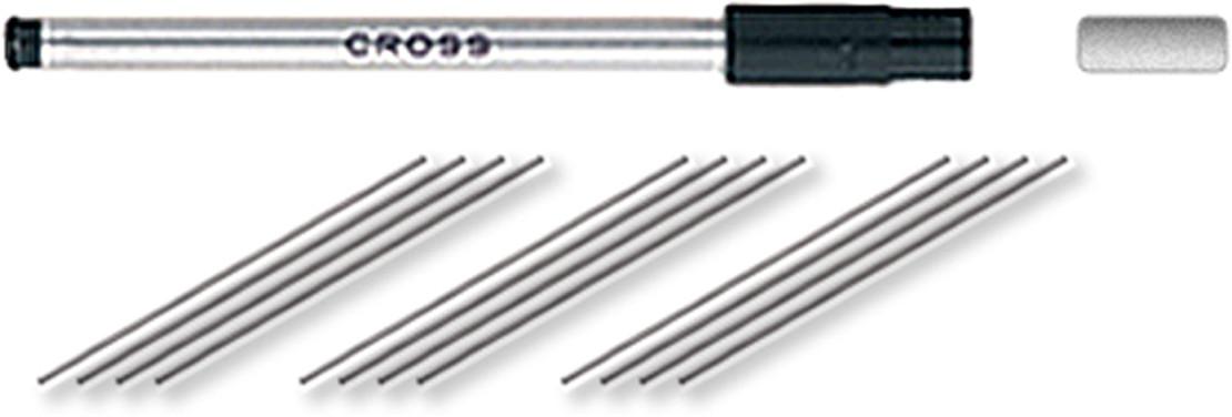Cross Pencil Leads & Eraser - 0.5MM for Townsend Cassette Pencils