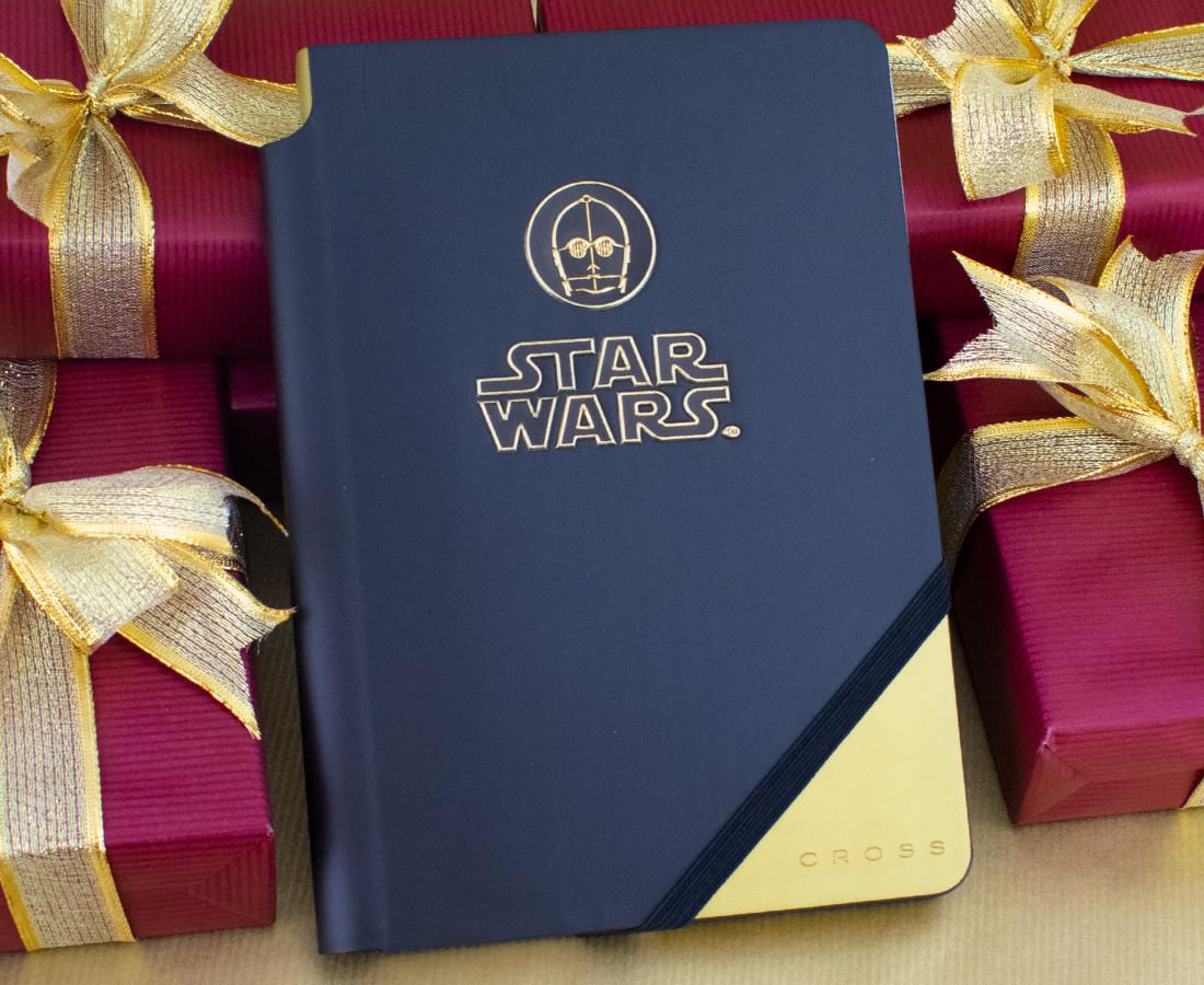 Cross Jotzone Leather Journal - Star Wars® C3PO