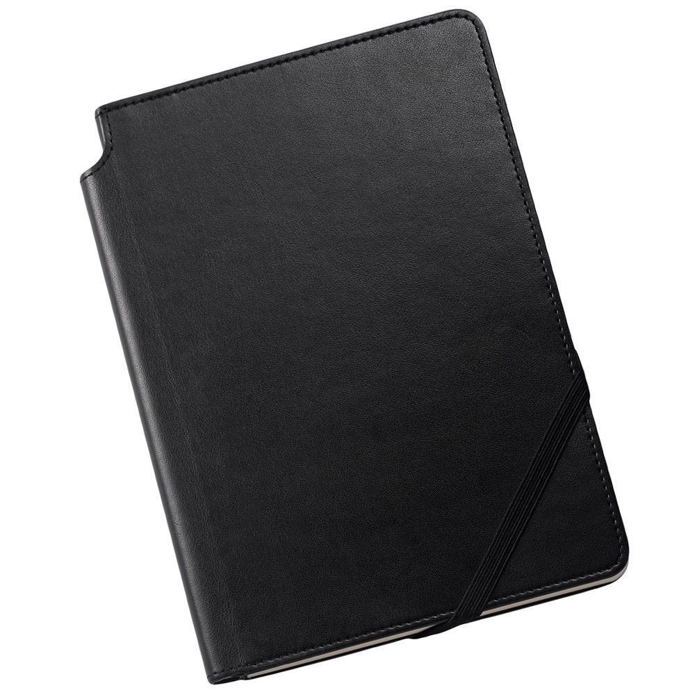 Cross Leather Journal - Classic Black - Medium