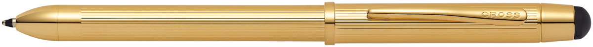 Cross Tech3+ Multipen - 23K Gold Plated