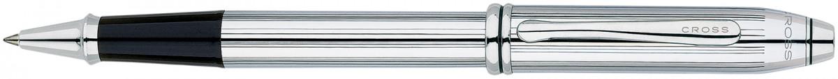 Cross Townsend Rollerball Pen - Lustrous Chrome