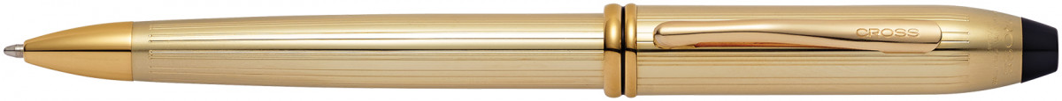 Cross Townsend Ballpoint Pen - 10K Gold Filled