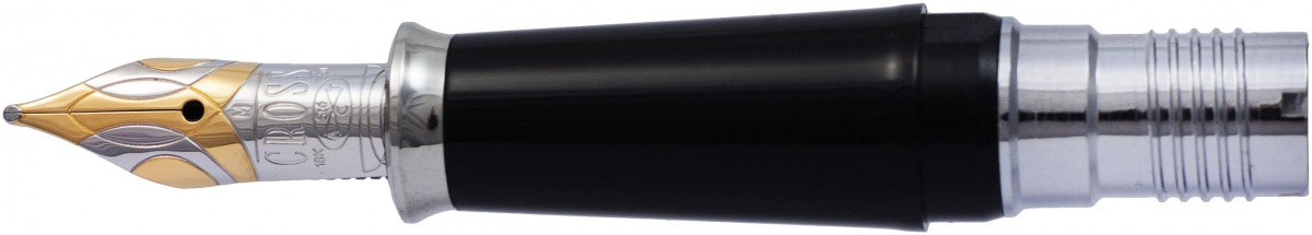 Cross Townsend Nib - Solid 18K Gold Rhodium Plated
