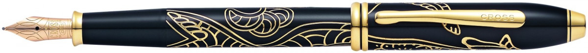 Cross Townsend Fountain Pen - Year of the Dog (Special Edition)