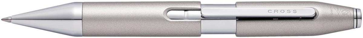 Cross X-Series Rollerball Pen - Graphite Grey Chrome Trim