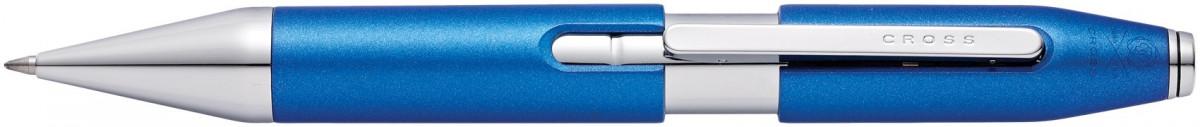 Cross X-Series Rollerball Pen - Cobalt Blue Chrome Trim