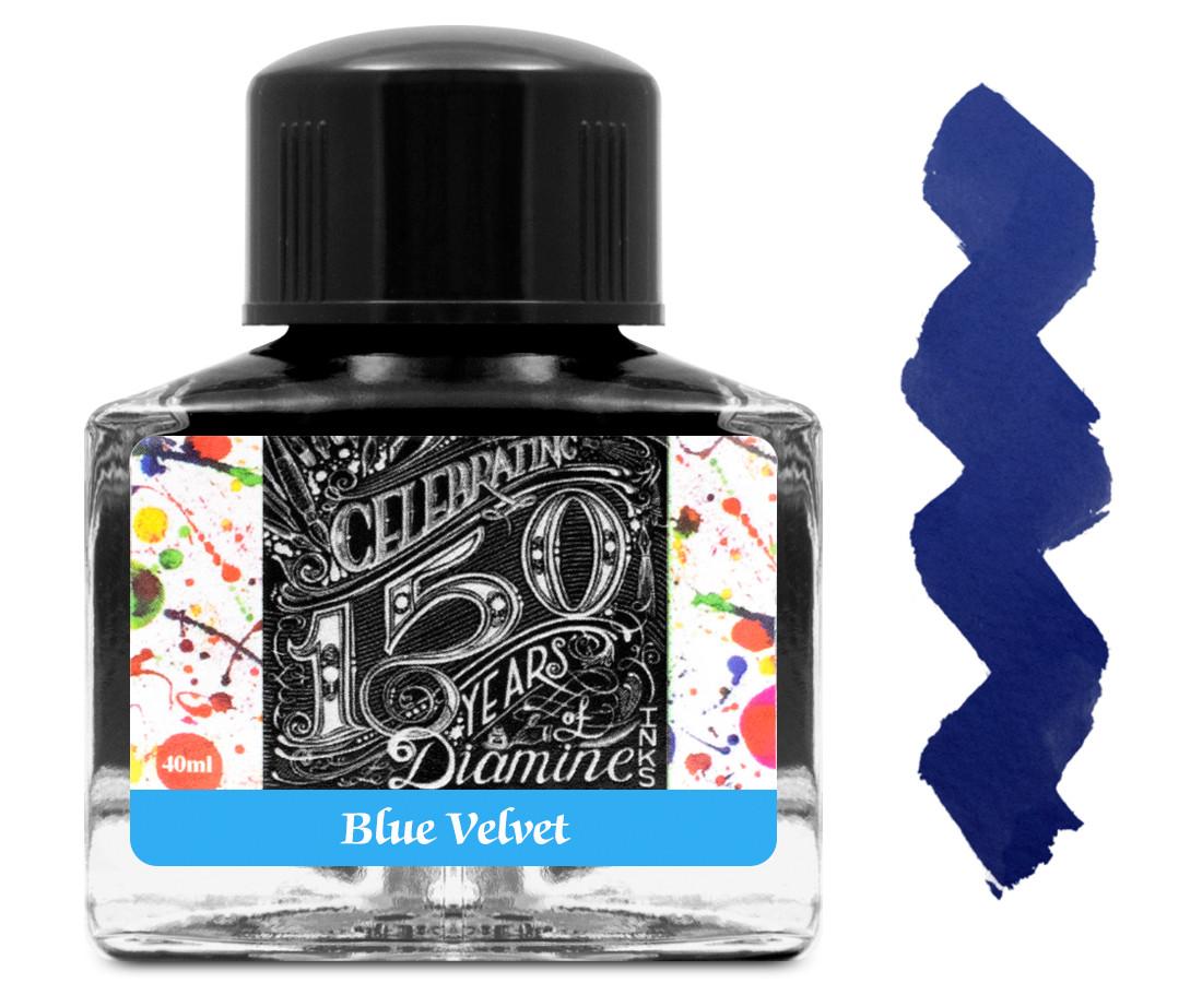 Diamine Ink Bottle 40ml - Blue Velvet