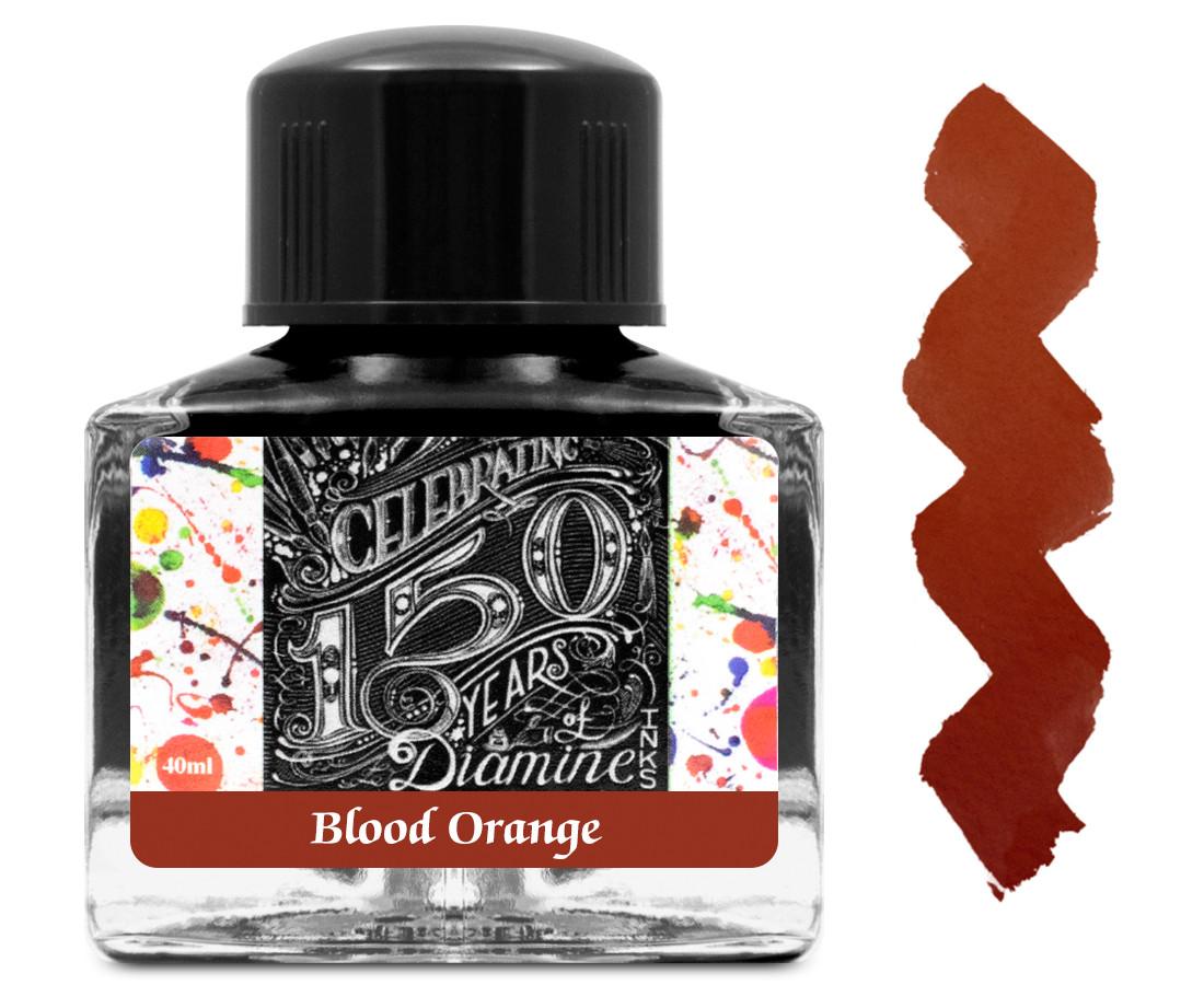 Diamine Ink Bottle 40ml - Blood Orange