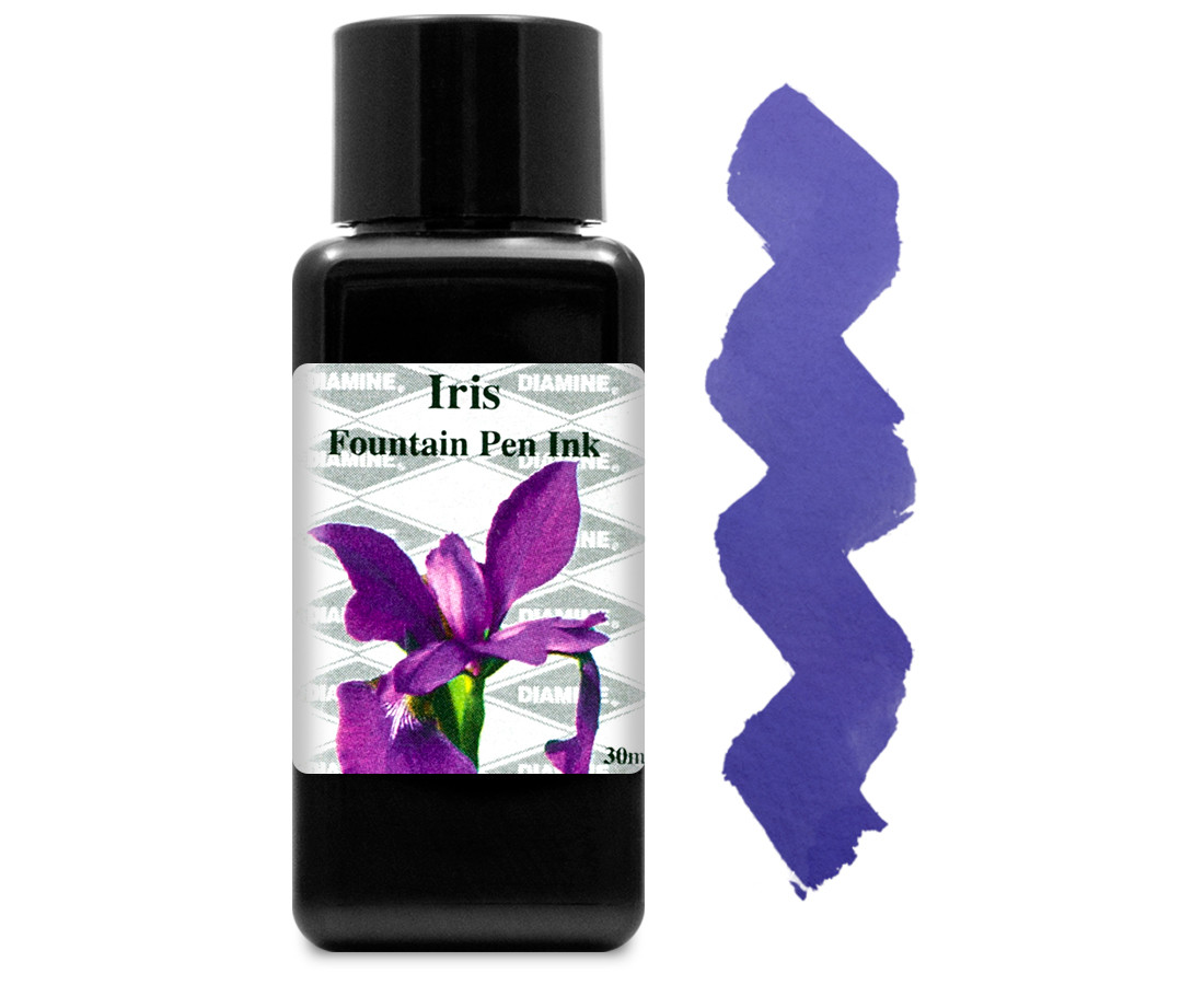 Diamine Ink Bottle 30ml - Iris