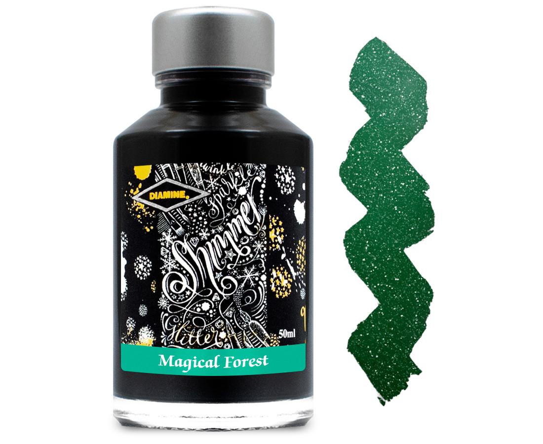 Diamine Ink Bottle 50ml - Magical Forest