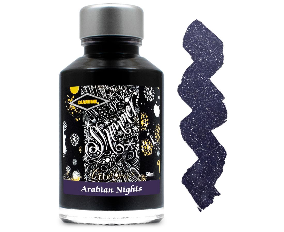 Diamine Ink Bottle 50ml - Arabian Nights