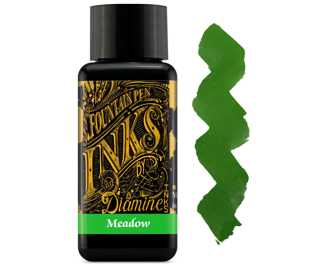 Diamine Ink Bottle 30ml - Meadow