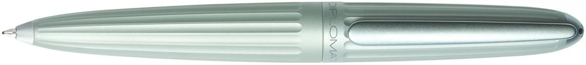 Diplomat Aero Ballpoint Pen - Matte Silver