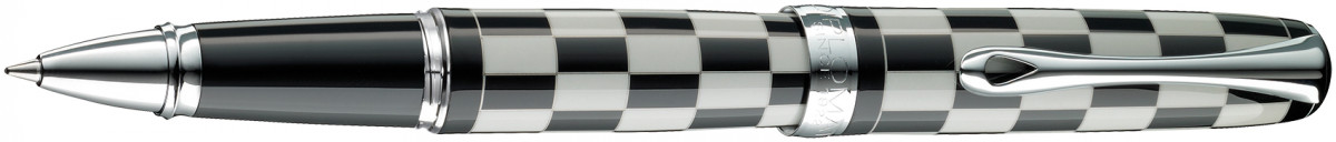 Diplomat Excellence A+ Rollerball Pen - Rome Black & White