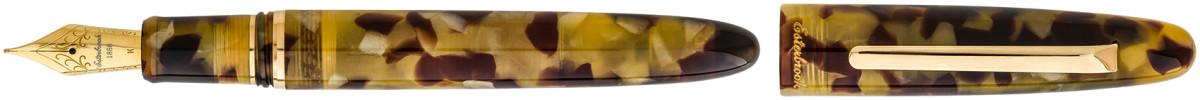 Esterbrook Estie Fountain Pen - Tortoise Gold Trim