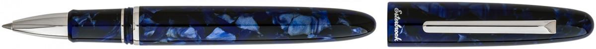 Esterbrook Estie Rollerball Pen - Cobalt Palladium Trim
