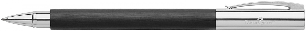 Faber-Castell Ambition Rollerball Pen - Precious Black Resin