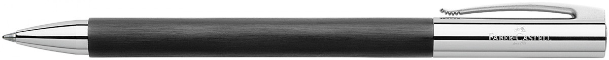 Faber-Castell Ambition Ballpoint Pen - Precious Black Resin
