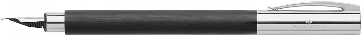 Faber-Castell Ambition Fountain Pen - Precious Black Resin