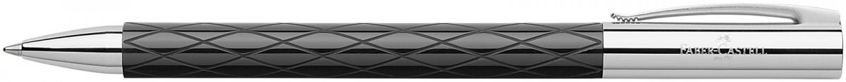 Faber-Castell Ambition Ballpoint Pen - Rhombus Black