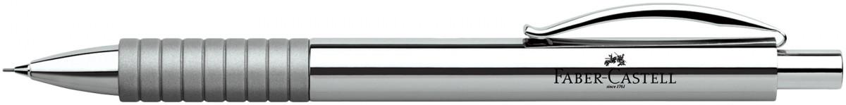 Faber-Castell Basic Pencil - Polished Chrome