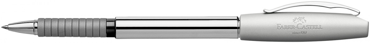 Faber-Castell Basic Rollerball Pen - Polished Chrome