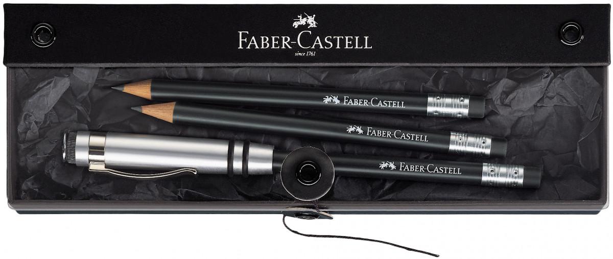 Faber-Castell Design Pencil Gift Set - Black